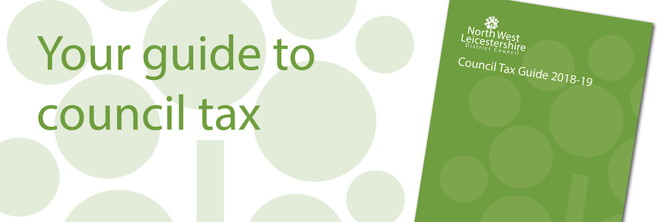 Council Tax Guide homepage banner