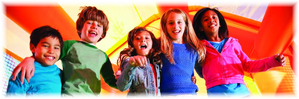 Kids holiday homepage banner