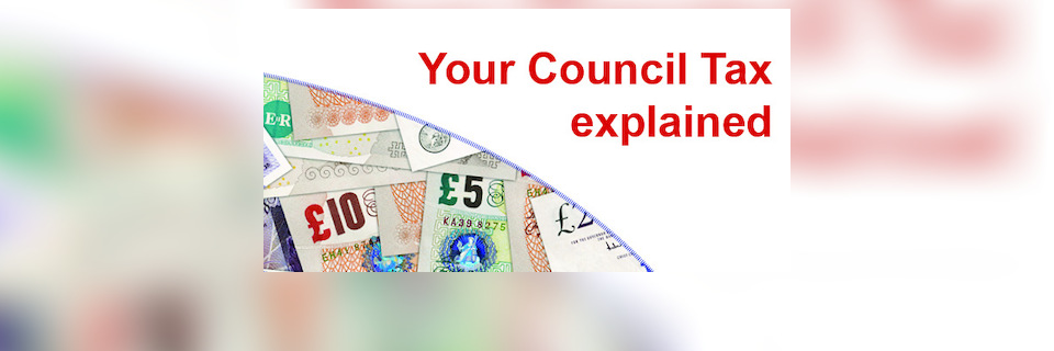 Your guide to council tax banner