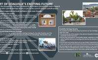 Coalville timeline panel 17 the future
