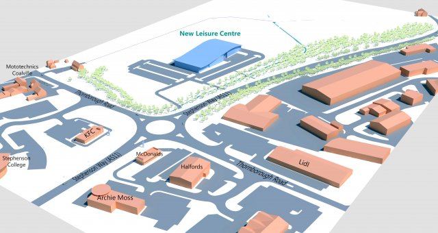 Coalville Leisure Centre