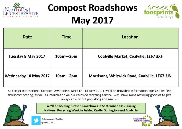 Compost Roadshow 2017