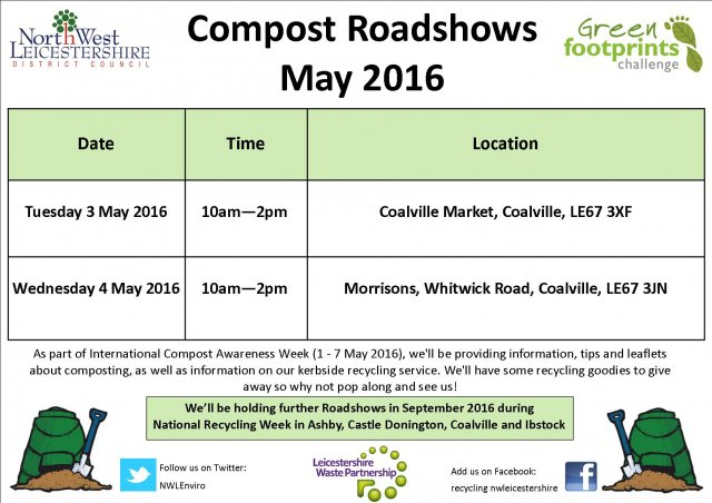 Compost roadshows may 2016
