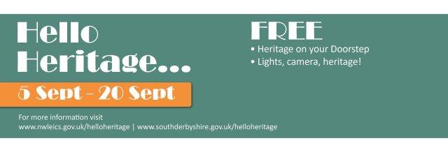 Hello heritage banner 2020