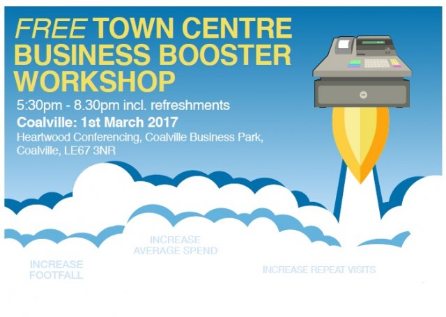 Town Centre Business Booster - 1 March 2017