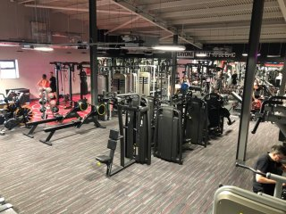 Ashby Leisure Centre Fitness Suite 3