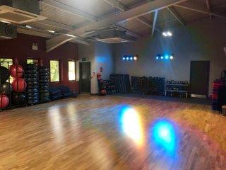 Ashby Leisure Centre Studio