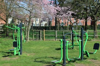 Bosworth Road Outdoor Gym