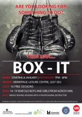 Box-it: Coalville