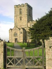 Breedon Priory Church