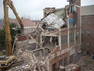Demolition Photo