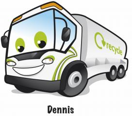 Dennis - Refuse Characters