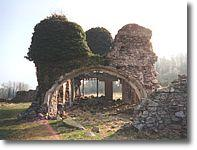 Grace Dieu Priory - Arch