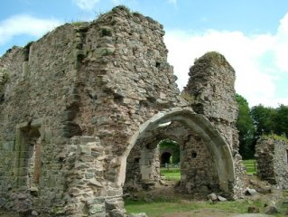 Grace dieu priory lh