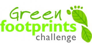 Green Footprints Challenge Logo Final