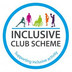 Inclusive Club Scheme - Logo