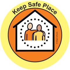 Keep Safe Places Logo
