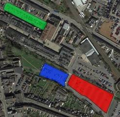 Map of carparks - variation order