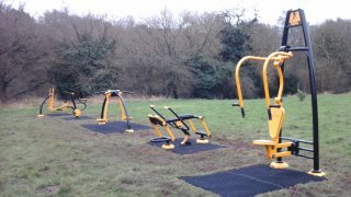 Melrose Road Outdoor Gym