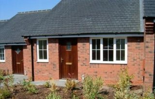 New affordable homes at Lakeside, Whitwick
