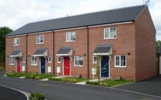 New Affordable Housing - Nottingham Road, Ashby