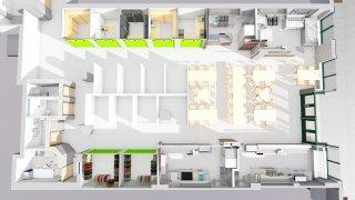 Newmarket layout