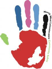 NWL Partnership in safer communities Logo