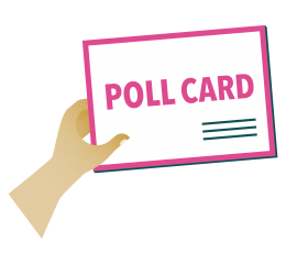 Poll card - Voter ID pilot