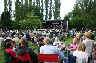 Proms in the Park 2015