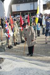 Remembrance deputy lieutenant