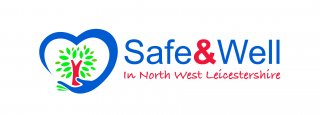 Safe & well logo