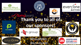 Sports and health awards - sponsors 2019