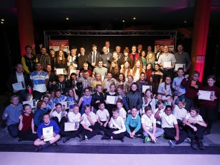Sports Awards 2015 winners