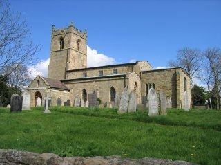 St wilfrid's church barrow upon trent