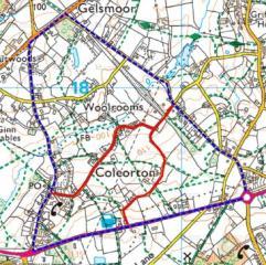 Stoney lane, coleorton - road closure 29.05.18