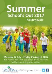 Summer 2017 booklet