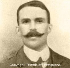 Theophilus Jones - former headteacher and first soldier to be killed on British soil in WW1