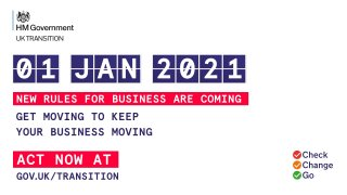 UK Transiiton - Get moving to keep your business moving